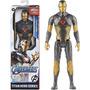 Iron Man Negro