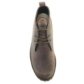 Borcego Timberland Leather Chukka - Bota Acordonada En Cuero