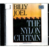 Cd Billy Joel 1982 The Nylon Curtain Lacrado