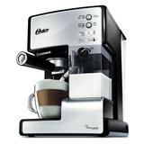 Cafetera Oster Prima Latte + Molino De Cafe - C6602