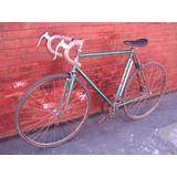 Bicicleta Antigua De Carrera Italiana 1940 Papa Fina