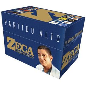 Box Zeca Pagodinho - Partido Alto - 20 Cds - Lacrado