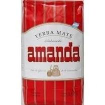 Erva-mate Argentina Amanda 500g