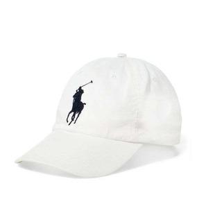 Gorra Polo Ralph Lauren Para Caballero Blanca 100% Original