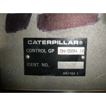 Cat 399 Hydra-mechanical Shut Off - 5n5994 Para D399