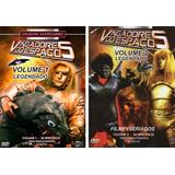 Dvd Vingadores Do Espaço
