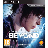 Juego Ps3 Beyond Two Souls