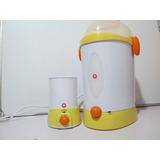 Calentador De Biberon Esterilizador Para Bebe Core