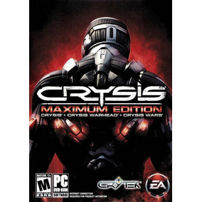 Crysis Maximum Edition Pc Juego Fisico