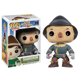 Funko Pop Scarecrow Espantapajaros The Wizard Of Oz Mago Oz