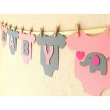Figuras En Cartulina Para Decorar Fiestas Baby Shower