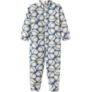 Pijama Infantil Menino Macacão Soft Longo De Inverno