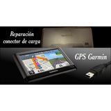 Gps Garmin Reparación Conector Carga