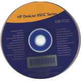 Cd Instalacao Hp Deskjet 950c Series Original Drivers