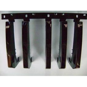 5 Teclas Pretas Korg Pa500 / X50 / Kross / Pa600 Usadas