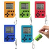 Llaveros Mini Tetris 24 Juegos Incorporados