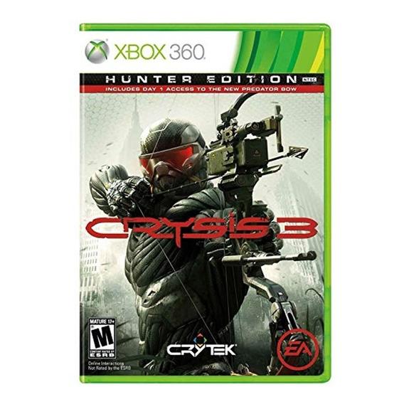 Crysis 3 Xbox 360 Ntsc Juego Fisico Original Nuevo Sellado