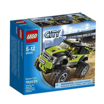 60055 Lego City Monster Truck