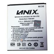 Pila Bateria Lanix Lt500-bat Lt500 2000 Mah E/g