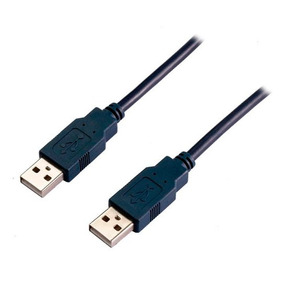 Cable Usb 3.0 Macho A Macho Am-am Cargador Datos 1mt