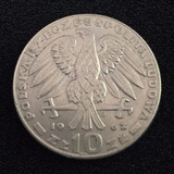 Moneda Conmemorativa Polonia - 1967 - L&m6184