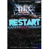 Dvd Restart - Happy Rock Sunday