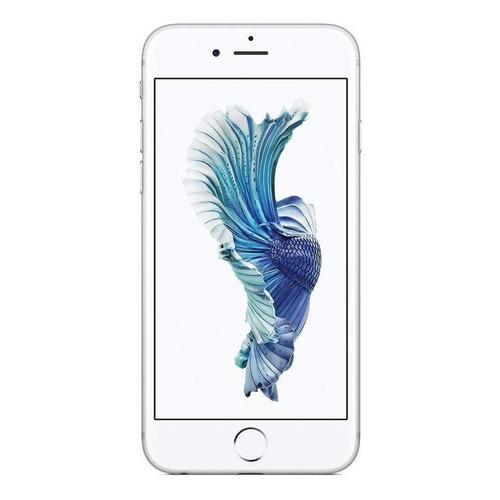 iPhone 6s 64 GB Prata 2 GB RAM