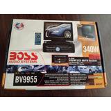 Reproductor Boss Bv9955 Pantalla Tactil 7 Pulgadas Dvd Usb