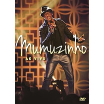 Dvd Mumuzinho* Ao Vivo