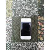 Celular Barato Iphone 4s Branco 16g Funcionando
