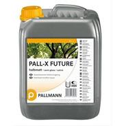 Hidrolaca Pallmann-x Future Pisos De Madera 5lt Satinada