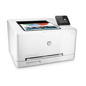 Impresora Hp Color Laserjet Pro M252dw
