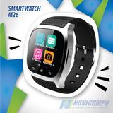 Smartwatch M26 Reloj Touch Para Samsung Y Apple Deportivo