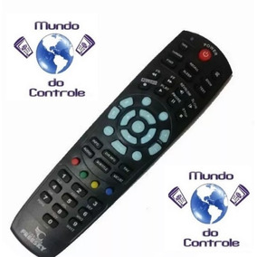 Controle Remoto Receptor Free,sky Voyager, Full. Hd + Grps