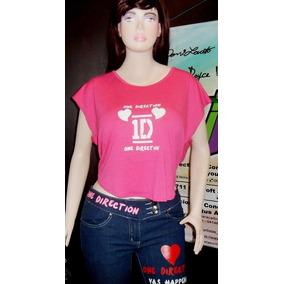 Blusa Camisa One Direction Justin Bieber Artistas Online