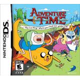 Hora De Aventura (adventure Time) Para Nintendo Ds