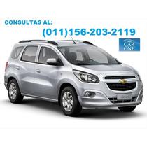 $80000 De Adelanto Y Cuotas Sin Interes Chevrolet Spin Lt