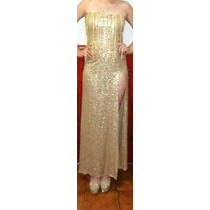 Vestido Gala Mujer Largo Recepción Fiesta