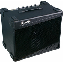 Cubo Amplificador Combo Contra Baixo Staner Shout 110b 90w