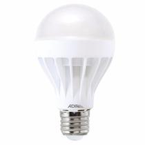 Foco Tipo Bulbo Eco Power Led 9w Calido E27 260° Ilumin 4353