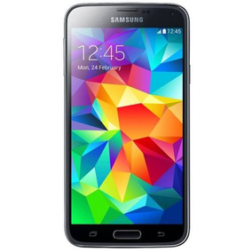 Samsung Galaxy S5 Preto Bom Seminovo C/ Garantia E Nf