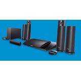 Home Theater Sony Bdv-t79/m 3d Blu-ray Wifi Dvd - 1000w Novo