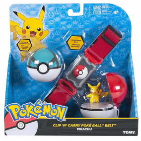 Cinturon Pokemon + Pokebolas + Regalo
