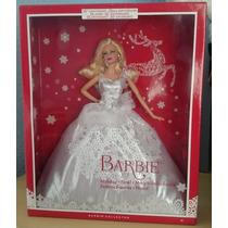 Barbie Holiday Fiestas Navideñas 2013 - 25 Aniversario