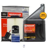 Kit 4 Filtros Ford Focus + Aceite Sintético Motorcraft 5w30