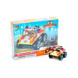 Juguete Bloques Carro Bombero Lego Didactico Nuevo Original