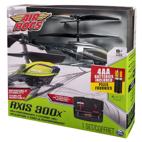 Air Hogs Rc Eje 300 X Gray Rc