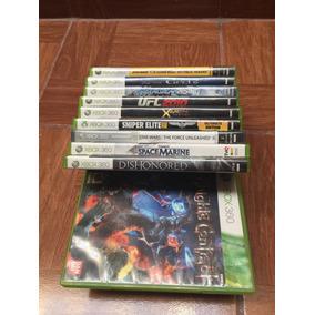 Venta De Videojuegos Spiderman Y Batman Para Xbox 360 Halo