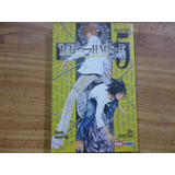 Manga Death Note Volumen 5