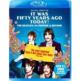 Beatles - It Was Fifty Years Ago Today - Blu Ray C/luva